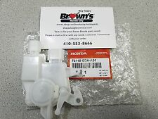 NEW GENUINE ACURA TL TSX RIGHT FRONT DOOR LOCK ACTUATOR 72115-SDA-A01 04-08