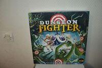 JEU DE PLATEAU DUNGEONS FIGHTER VINTAGE 2012 IELLO BOARD GAME FANTAISY COMPLET