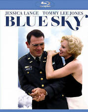 Blue Sky (Blu-ray Disc, 2015) Brand new Jessica Lange Tommy Lee Jones P Boothe