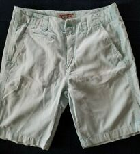 Men Arizona Jeans Shorts Casual , size 31, Turquoise color, good condition