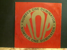 """TOP   Number One Dominator   12"""" single     Lovely copy !!"""