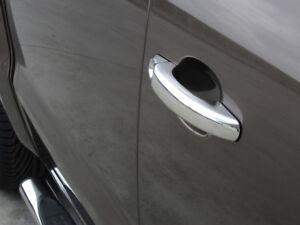 Chrome Door Handle Trim Set Covers To Fit Volkswagen Amarok (2010