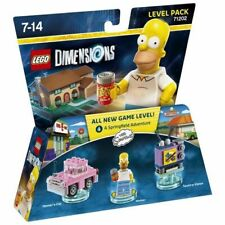 LEGO 71202 Dimensions LEVEL PACK HOMER / CAR / TAUNT O VISION THE SIMPSONS NEUF