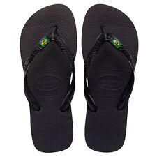 Sandali e scarpe nere da mare per il mare da uomo dal Brasile