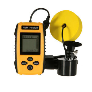 Wired Fish Finder Detector Outdoor Fishing Fishfinder Portable Visual Ultrasonic