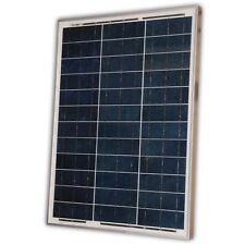 50W Solarpanel Solarmodul Solarzelle Polykristallin 12Volt 50Watt Photovoltaik