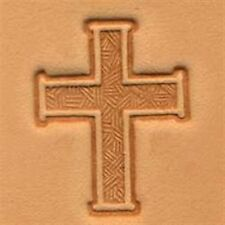 8338 Cross Craftool 3-D Stamp Tandy Leather 88338-00