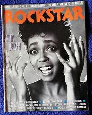 Anita Baker cover ROCKSTAR Magazine ITALY 1989 John Lennon