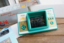 SQUIRREL & MONKEY Tronica. Best Game Watch Style. BOXED! Super RARE, with COLOR!