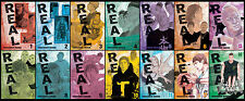Real Series Basketball MANGA by Takehiko Inoue Collection Set 1-14!