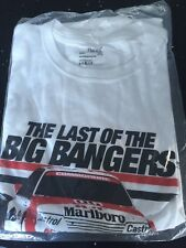 Peter Brock Last of the big banger T shirt White
