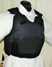 Small Female IIIA BulletProof Concealable Body Armor Carrier Vest Kevlar Insert