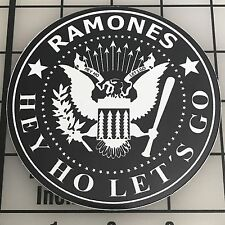 "Ramones 5"" Wide Vinyl Decal Sticker - BOGO"