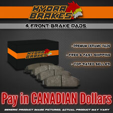 FITS 2005 2006 2007 JEEP GRAND CHEROKEE Ceramic Brake Pads FRONT