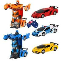 AU! The Transformer 1:18 RC Remote Radio Control Car Model Rechargeable Kids Toy