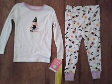 NWT Carters Baby Girls 18 Months Purple Under My Spell  2PC Set