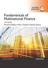 Fundamentals of Multinational Finance by David K. Eiteman, Arthur I. Stonehill