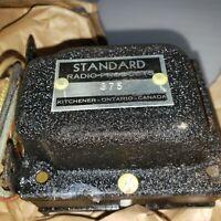 Vintage Standard 375 radio Transformer radio product