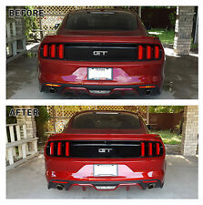 15-16 FORD MUSTANG TAILLIGHT ACCENT DECALS STICKERS GRAPHICS VINYL 2015 2016