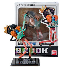 Anime One Piece POP The New World Brook with Guitar Toy Figure Doll New in Box