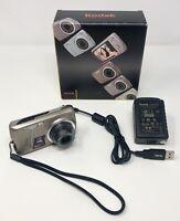 Kodak EasyShare M550 12.0 MP Digital Camera with 5x Optical Zoom Tested