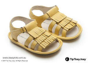 NEW Tip Toey Joey Baby Shoes - NOMADY *New* (More Colours)
