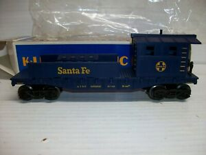 O Scale K-Line K685602 AT&SF Boom Car