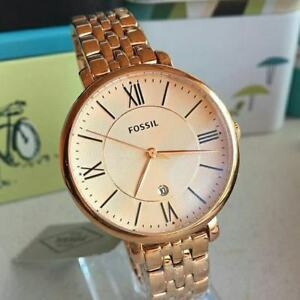 Sale FOSSIL JACQUELINE LADIES WATCH ES3435