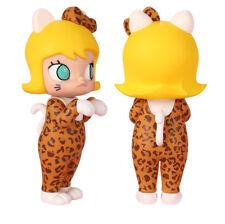 Kennys Work Hello Kitty Molly Leopard Kennyswork Molly Figure Sofubi