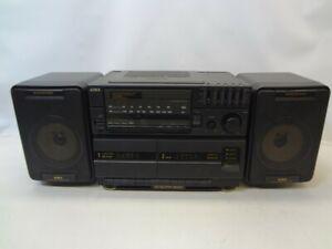 Vintage Aiwa CA-W85U Portable Boombox
