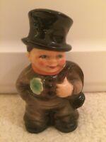 "Vintage 1972 Goebel Irish Shamrock Chimney Sweep Figurine 4"" W.Germany 1074110"