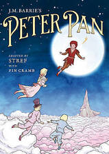 J.M. Barrie's Peter Pan: The Graphic Novel by Stephen White (Paperback)