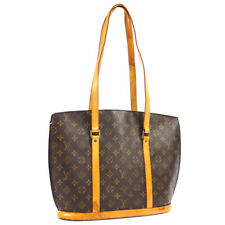 LOUIS VUITTON BABYLONE SHOULDER TOTE BAG PURSE MONOGRAM M51102 VI1916 zj A48678