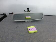 2006-2008 Audi A4 S4 A6 S6 OEM Rear View Mirror Compass + DIM  Grey  #845