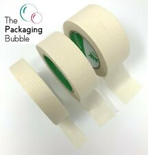 Professional Masking Tape Roll 50M  50mm 25mm 38mm Painting Automotive Auto Car