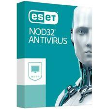 ESET NOD32 Antivirus 1 PC 1 Anno Licenza Originale
