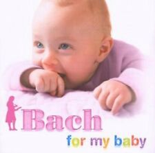 Johann sebastian bach/Bach for My Baby * NEW CD * NOUVEAU *