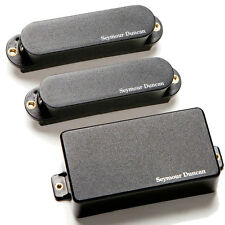 Seymour Duncan HSS AHB-2 Metal/AS-1 Blackouts Set NEW free shipping!