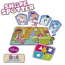 Doc Mcstuffins Shape Learning Game Gift