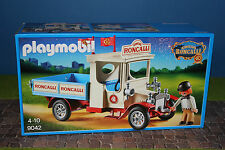 Playmobil 9042  Truck Zirkus Roncalli  40 Jahre  Neu  / Ovp MISB