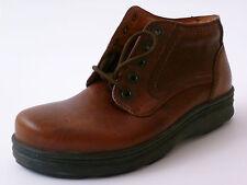 Footprints Carson Birkenstock FB Stivaletti 40 Marrone Redwood mezzi NUOVO