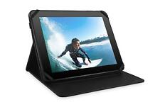 Ematic10-inch Universal Tablet Folio Leatherette Hardback Case for Apple Samsung