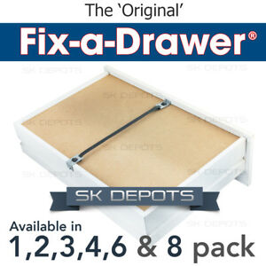 Fix A Drawer® – the ORIGINAL & BEST - Easily Fix Sagging Drawers in minutes