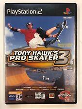 PS2 TONY HAWK'S PRO SKATER 3 Playstation 2 Raro