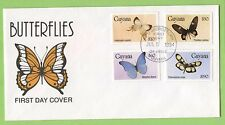 Used First Day Cover Guyana Stamps