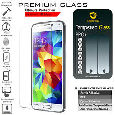 Gadget Shield 9H Tempered Glass Touch Screen Protector Top Quality For Galaxy S5