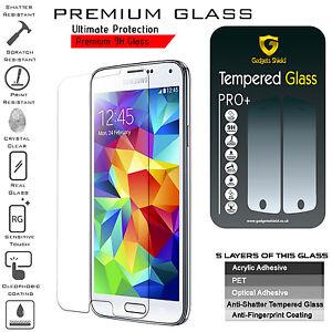Galaxy A5 Protector de Pantalla Vidrio Templado Top Calidad 100% Genuino