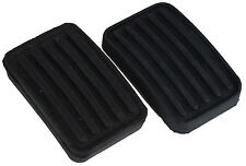 MG Midget, Austin Healey Sprite Bugeye Mk1 Brake and clutch pedal pads (both)