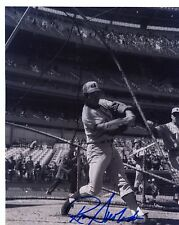 RON SWOBODA  MONTREAL  EXPOS   SIGNED AUTOGRAPHED 8X10  PHOTO