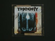 THEORY OF A DEADMAN  ALBUM FLAT AUTOGRAPH PHOTOGRAPH  AD10118